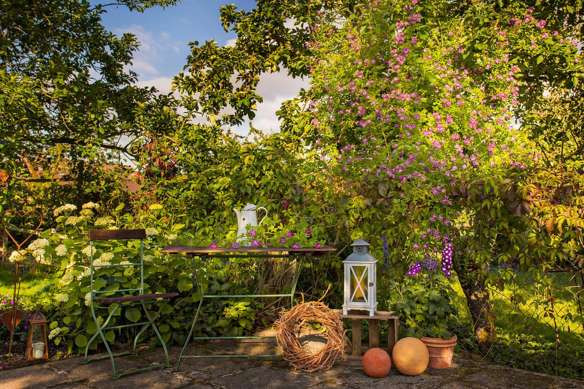 Beistelltisch Garten